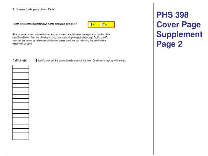 PHS 398