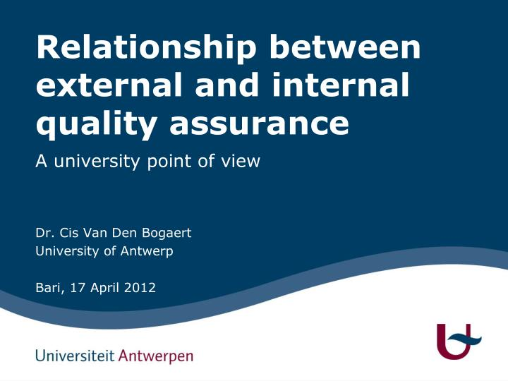 the relationship between internal and external In this study, we investigated the longitudinal relationships between internal and external th the interplay between threat and right-wing attitudes has received much research attention, but its longitudinal relationship has hardly been investigated.