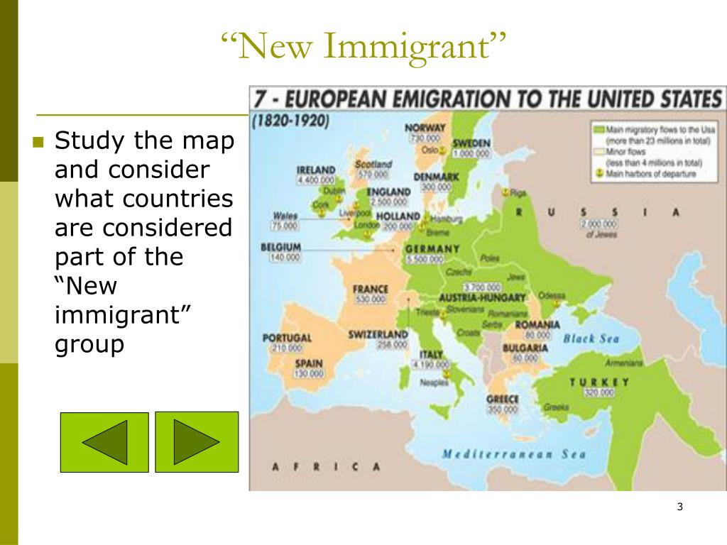 PPT - Immigration PowerPoint Presentation, free download ...