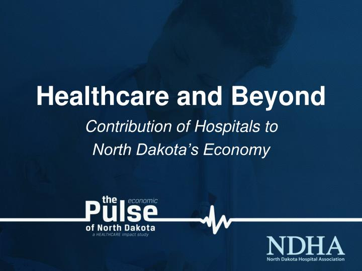 healthcare and beyond n.