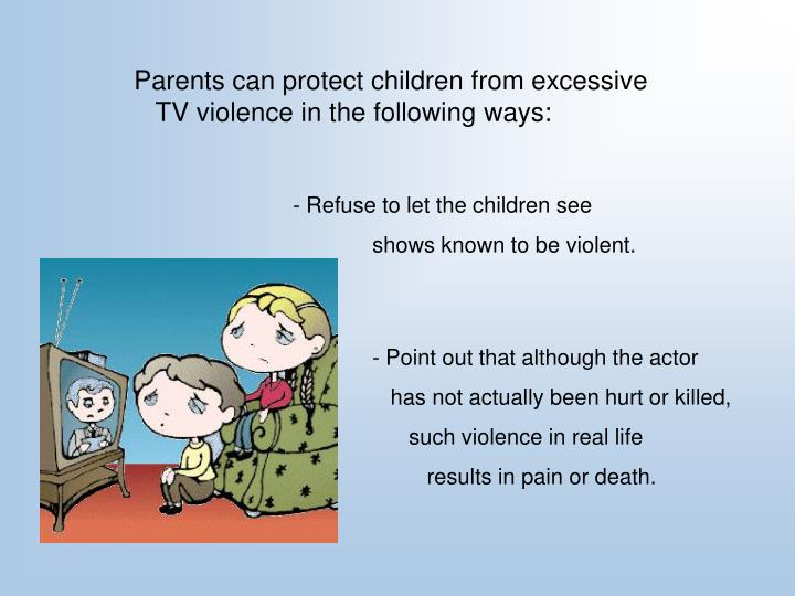 the truth about the effects of tv violence on children behavior Re: violence on tv has a direct impact on our children's behaviour -teena bhatia (09/13/14) violence, whether it is on tv, video games or in real life, has a direct impact on children's behavior all the forms of virtual violence are imitated by children in some or other way.