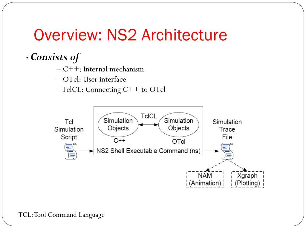 Ns2 Commands