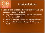 jesus and money2