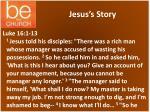 jesus s story