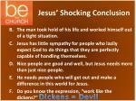 jesus shocking conclusion1