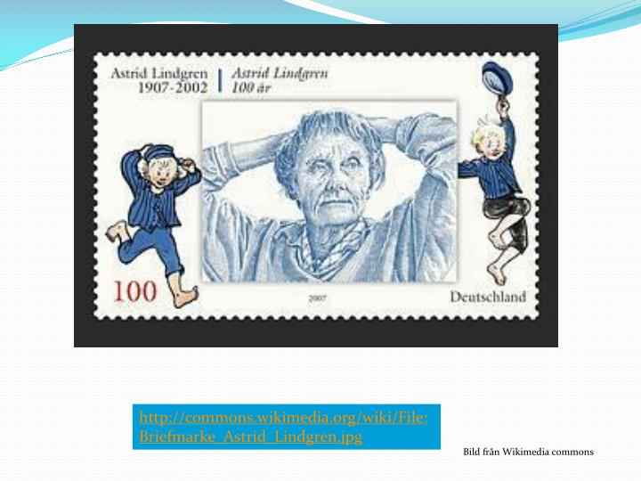 Http://commons.wikimedia.org/wiki/File:Briefmarke_Astrid_Lindgren.jpg