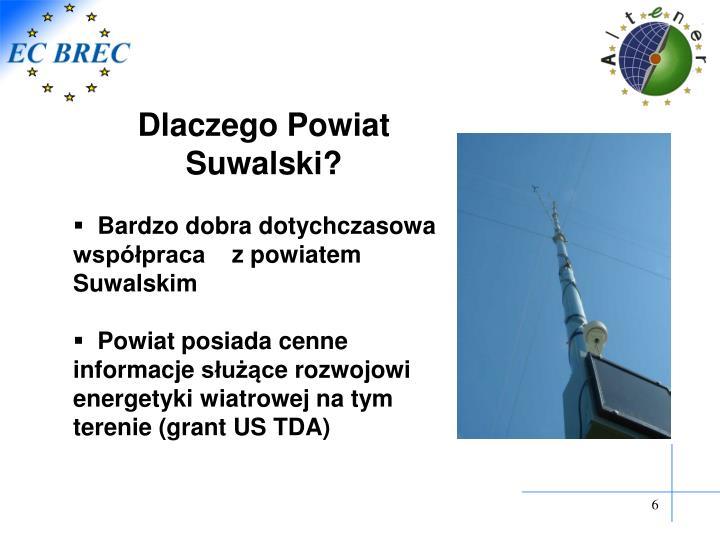 Dlaczego Powiat Suwalski?