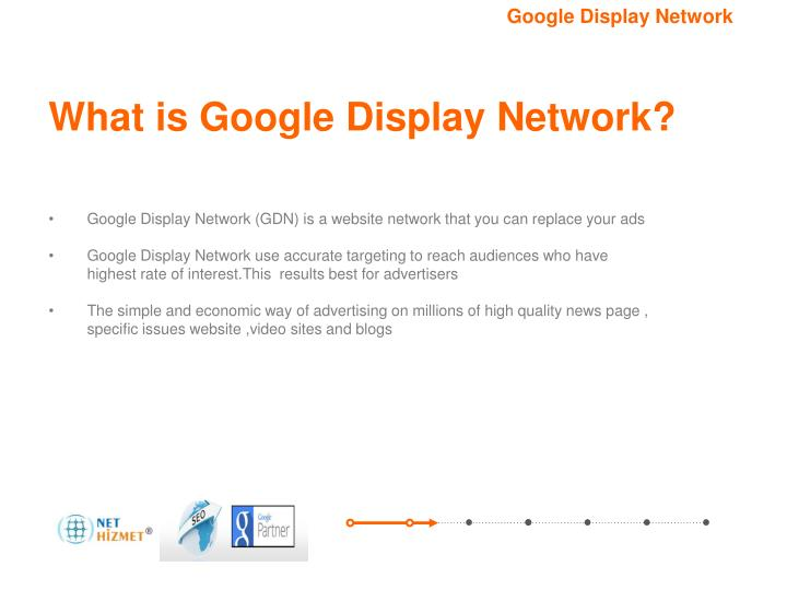 What is Google Display Network?