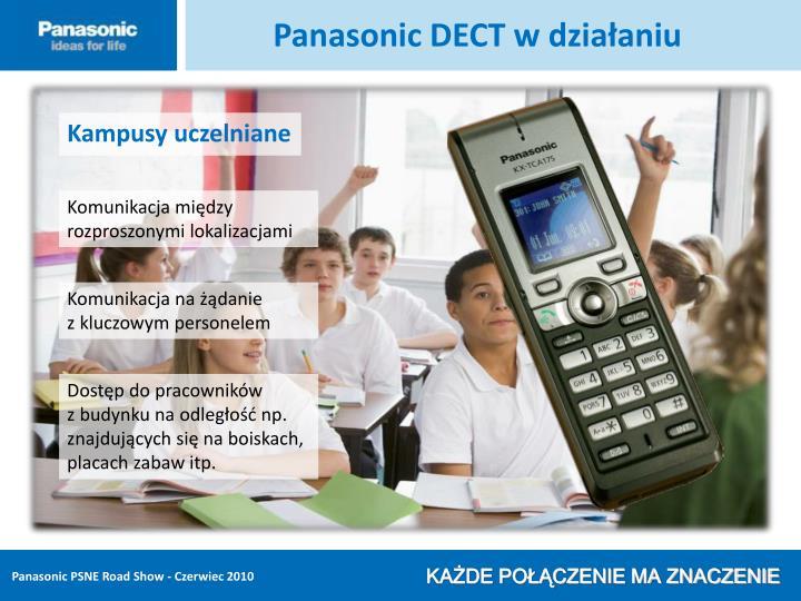 Panasonic DECT