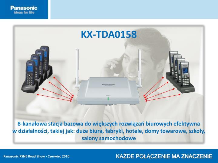 KX-TDA0158
