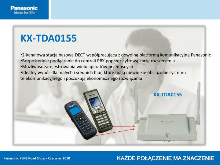 KX-TDA0155