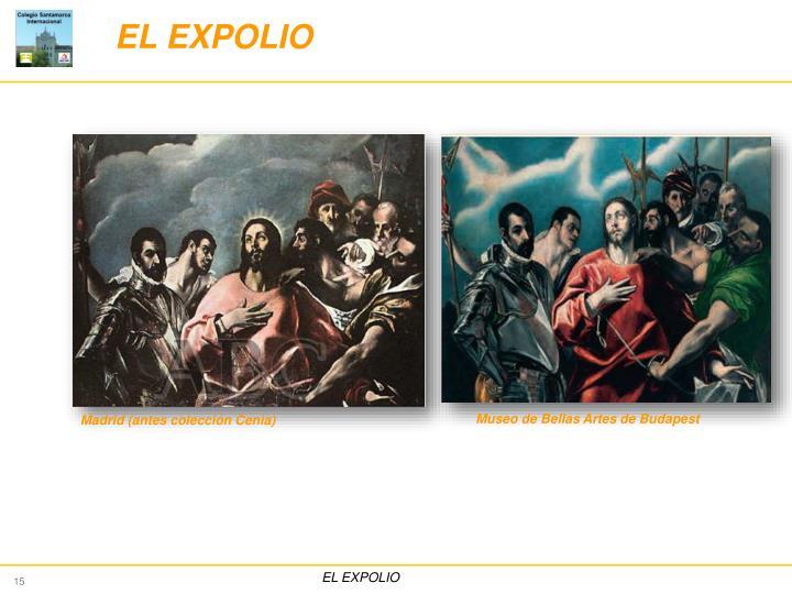 EL EXPOLIO
