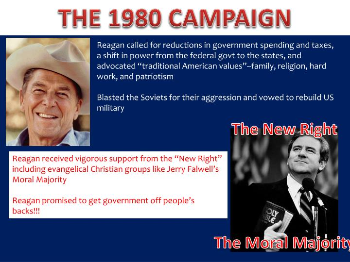 THE 1980 CAMPAIGN