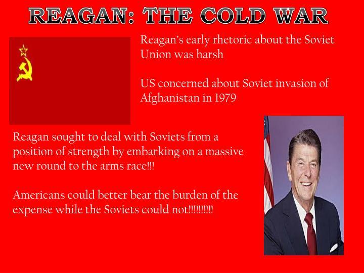 REAGAN: THE COLD WAR