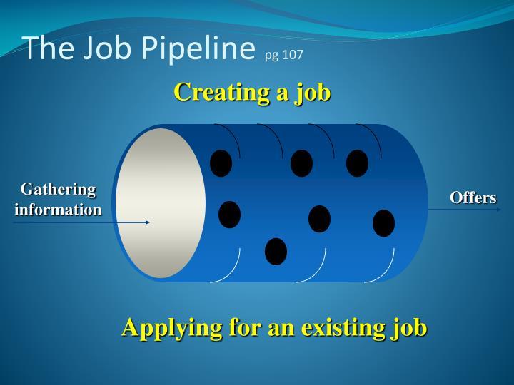 The Job Pipeline