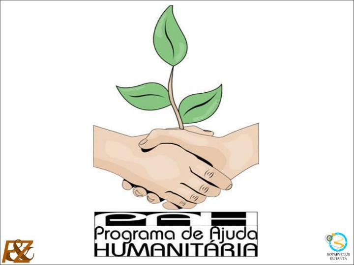 Programa de ajuda humanit ria santa catarina 2009