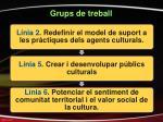 grups de treball