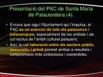 presentaci del pac de santa maria de palautordera 4