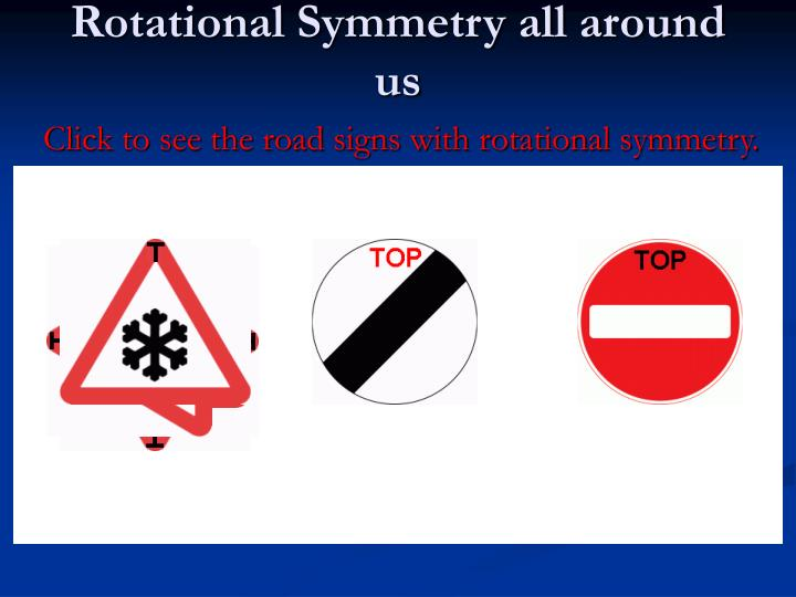 ppt - rotational symmetry powerpoint presentation