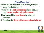 friend function4
