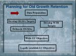 planning for old growth retention1