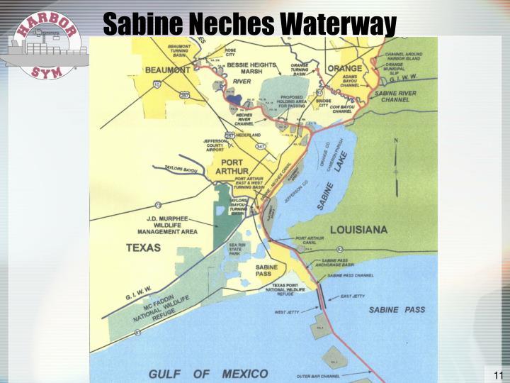 Sabine Neches Waterway