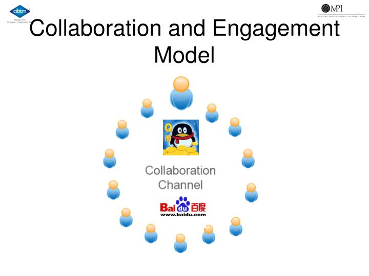 Collaboration and Engagement Model