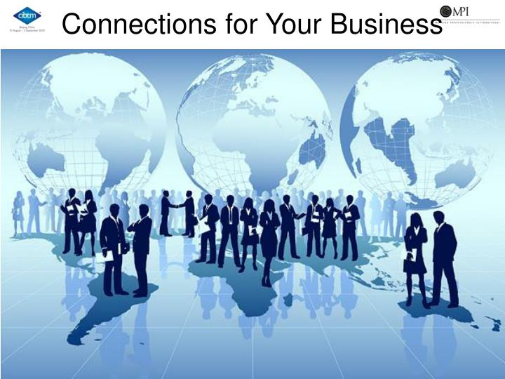 Connections for Your Business