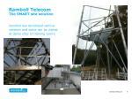 ramboll telecom the smart site solution