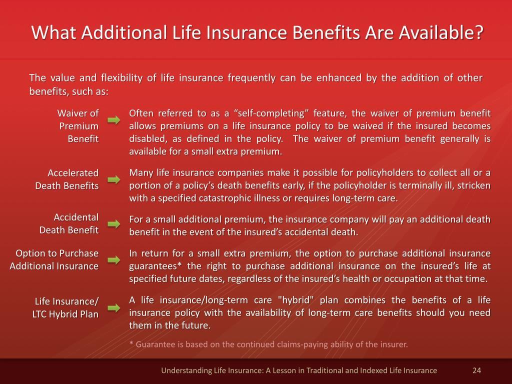 PPT - Understanding Life Insurance PowerPoint Presentation ...