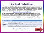 virtual solutions