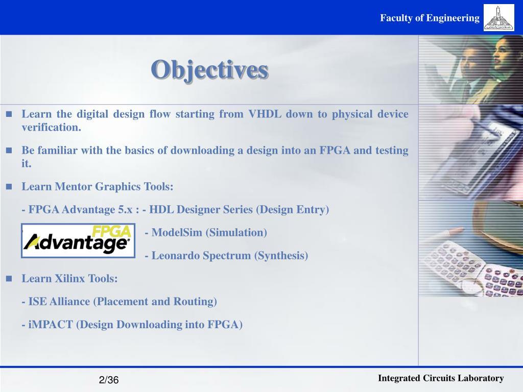 PPT - Digital Design Flow PowerPoint Presentation - ID:4869378