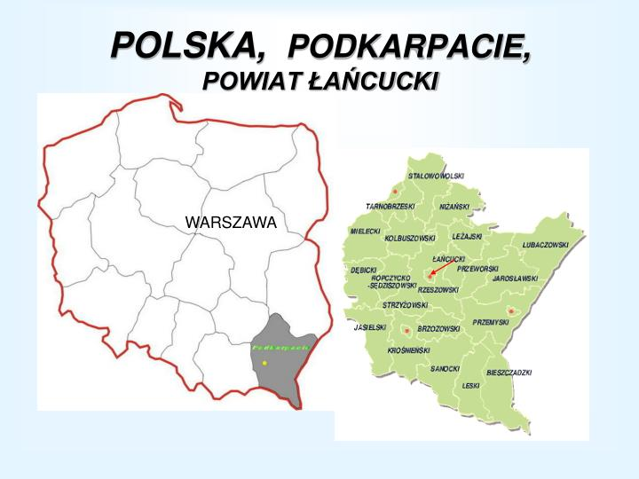 Polska podkarpacie powiat a cucki