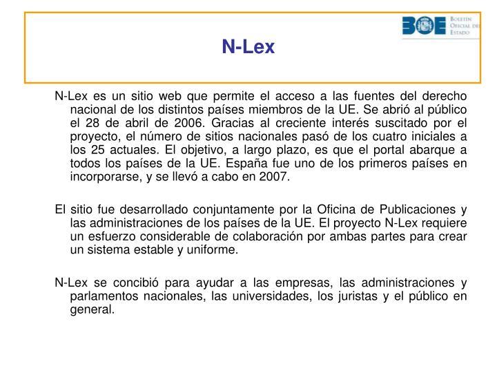 N-Lex
