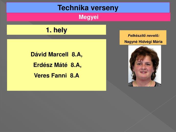 Technika verseny