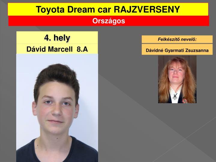 Toyota Dream car