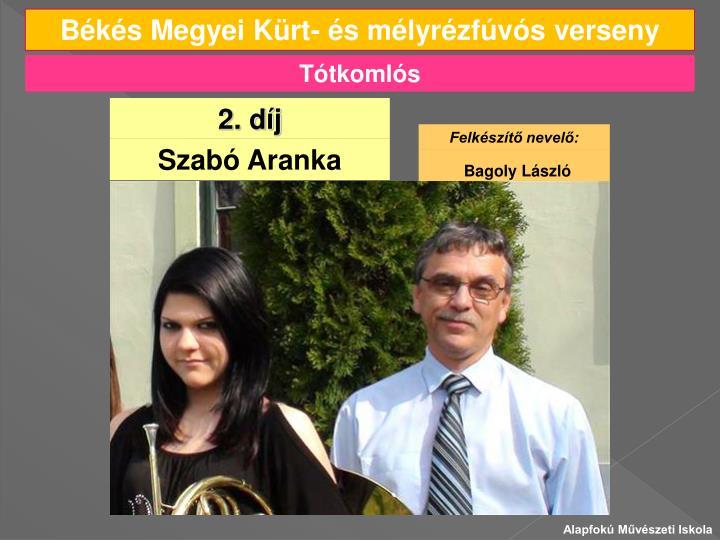 Békés Megyei Kürt- és mélyrézfúvós verseny