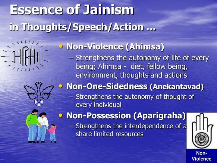 Essence of Jainism