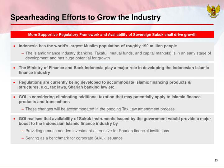 Spearheading Efforts to Grow the Industry