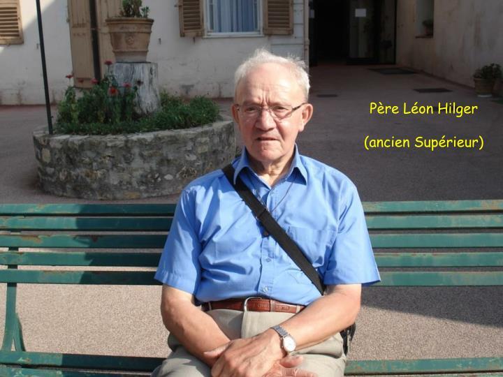 Père Léon Hilger