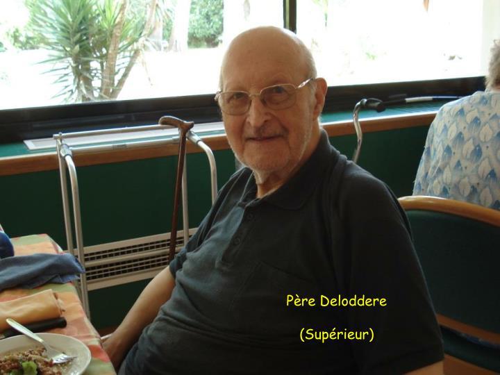 Père Deloddere