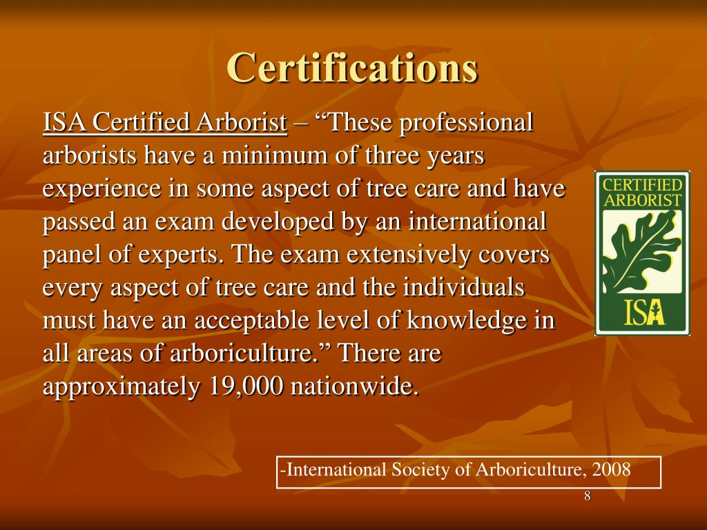 PPT - What is Arboriculture? PowerPoint Presentation, free ...