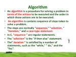 algorithm1