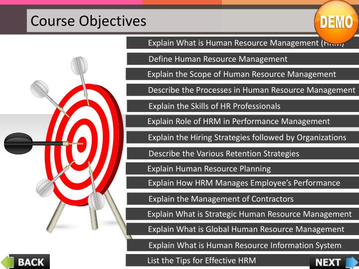 scope of human resource management ppt