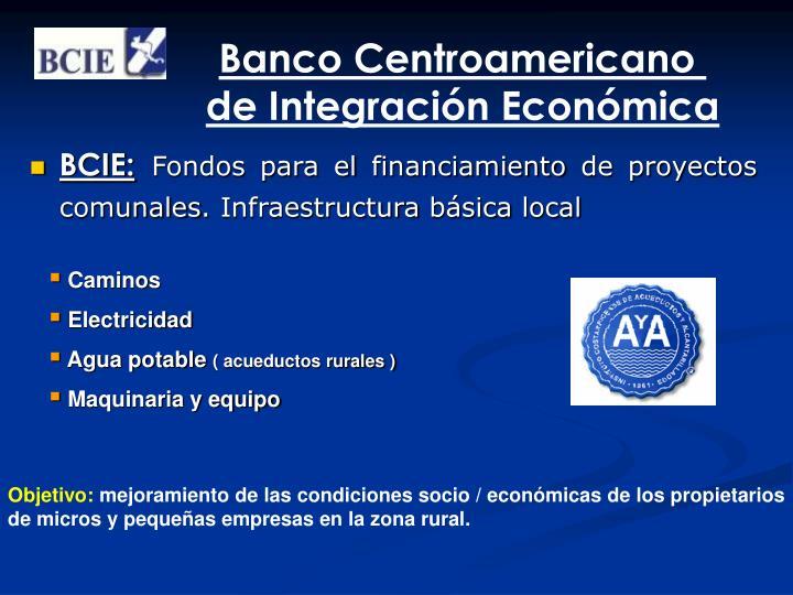 Banco Centroamericano