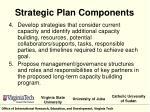 strategic plan components1