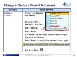 change in status phased retirement1