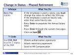 change in status phased retirement3
