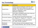 key terminology1