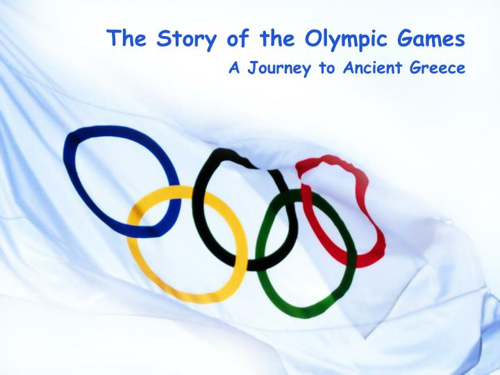 the story of the olympic games n.